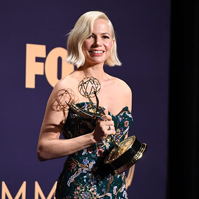 Michelle Williams at an event for The 71st Primetime Emmy Awards (2019)
