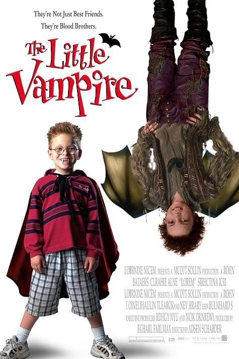 The Little Vampire (2000) Hindi Dubbed