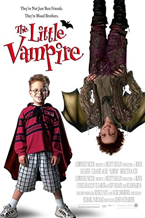 The Little Vampire Poster Image