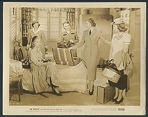 Lew Landers Air Hostess Movie