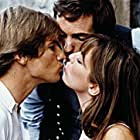 Jane Birkin, Richard Leduc, and Georges Mansart in Sérieux comme le plaisir (1975)