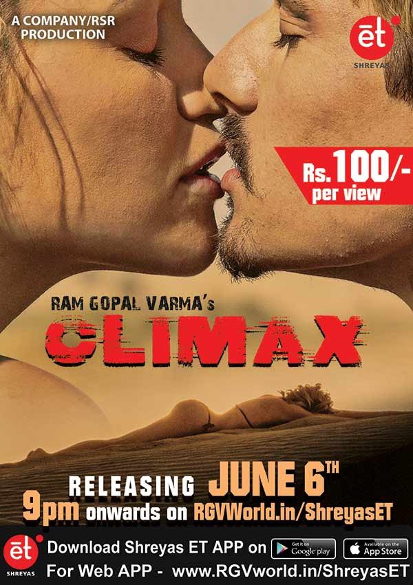CLIMAX (2020) English UNRATED HDRip 720p HDRip 900MB DL