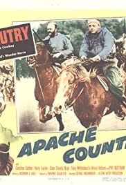 Apache Country Poster