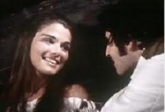 Léo Ilial and Hélène Lasnier in Les forges de Saint-Maurice (1973)