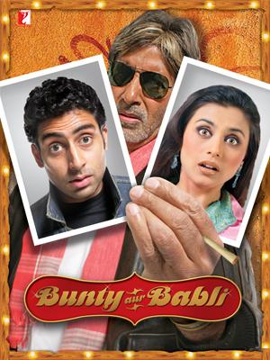 Romance Bunty Aur Babli Movie