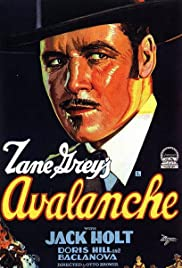 Avalanche Poster