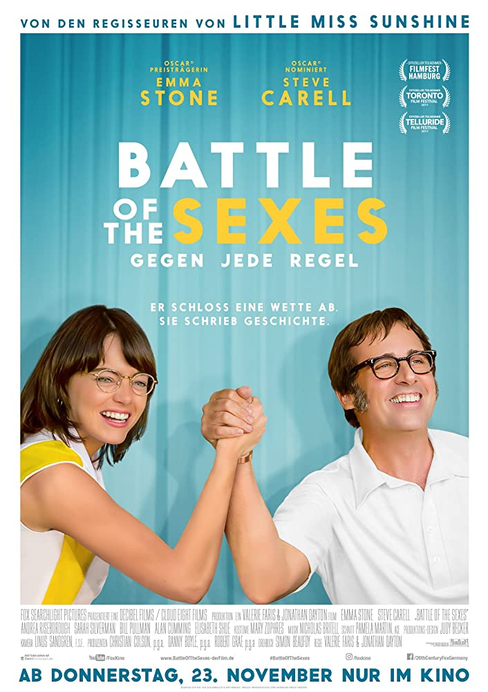 Battle of the Sexes (2017) Hindi Dubbed