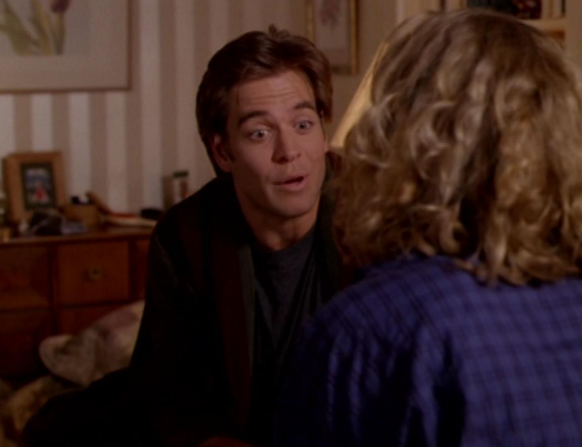 Michael Weatherly in Significant Others (1998)