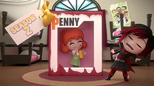 Salutations! RWBY Chibi is back for a new season of adorable mayhem. Don't miss Ruby, Weiss, Blake, Yang, Penny, and more! Premieres May 13 on Rooster Teeth FIRST and May 20 on YouTube.