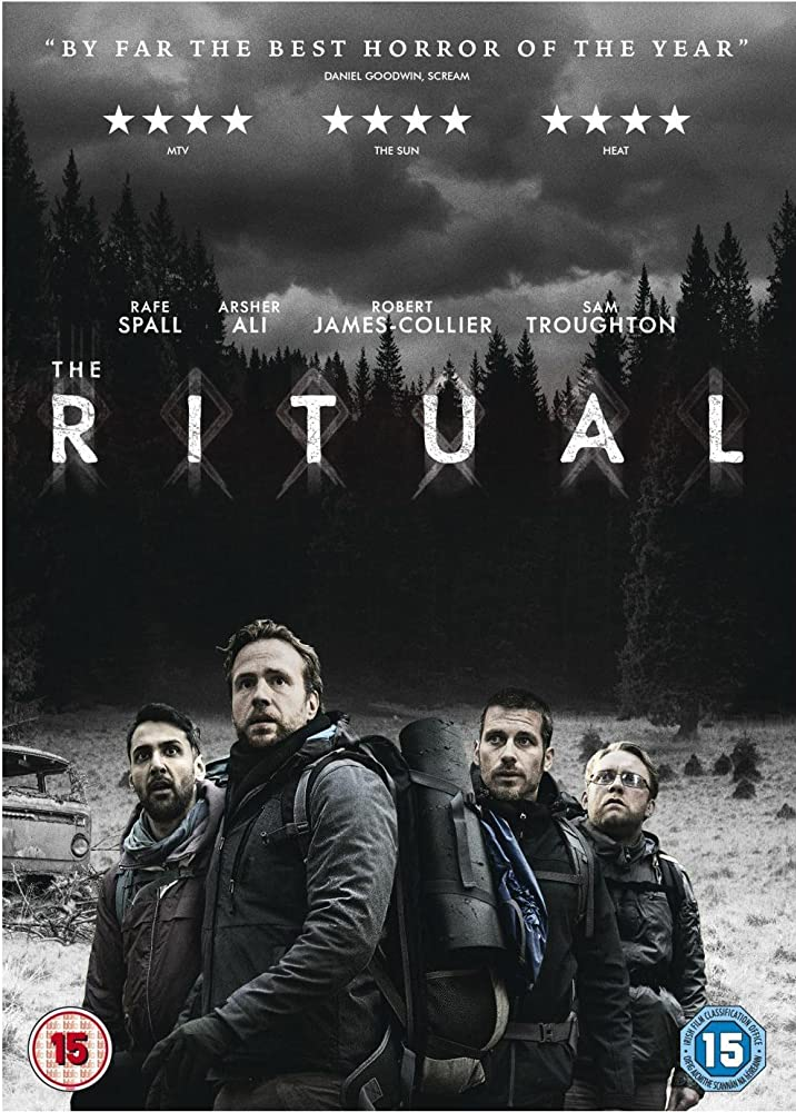 Image result for the ritual poster