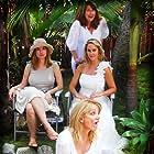 Stephanie Erb, Teresa Ganzel, Erin Murphy, and Susie Geiser in Karma's a Bitch (2010)