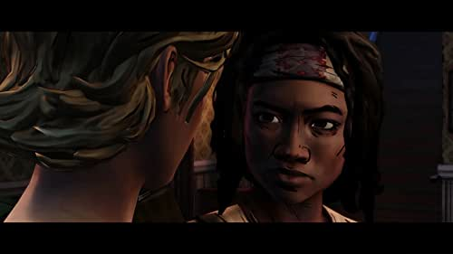 The Walking Dead: Michonne: Episode 2: Give No Shelter: Choices