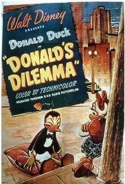 Donald's Dilemma Poster
