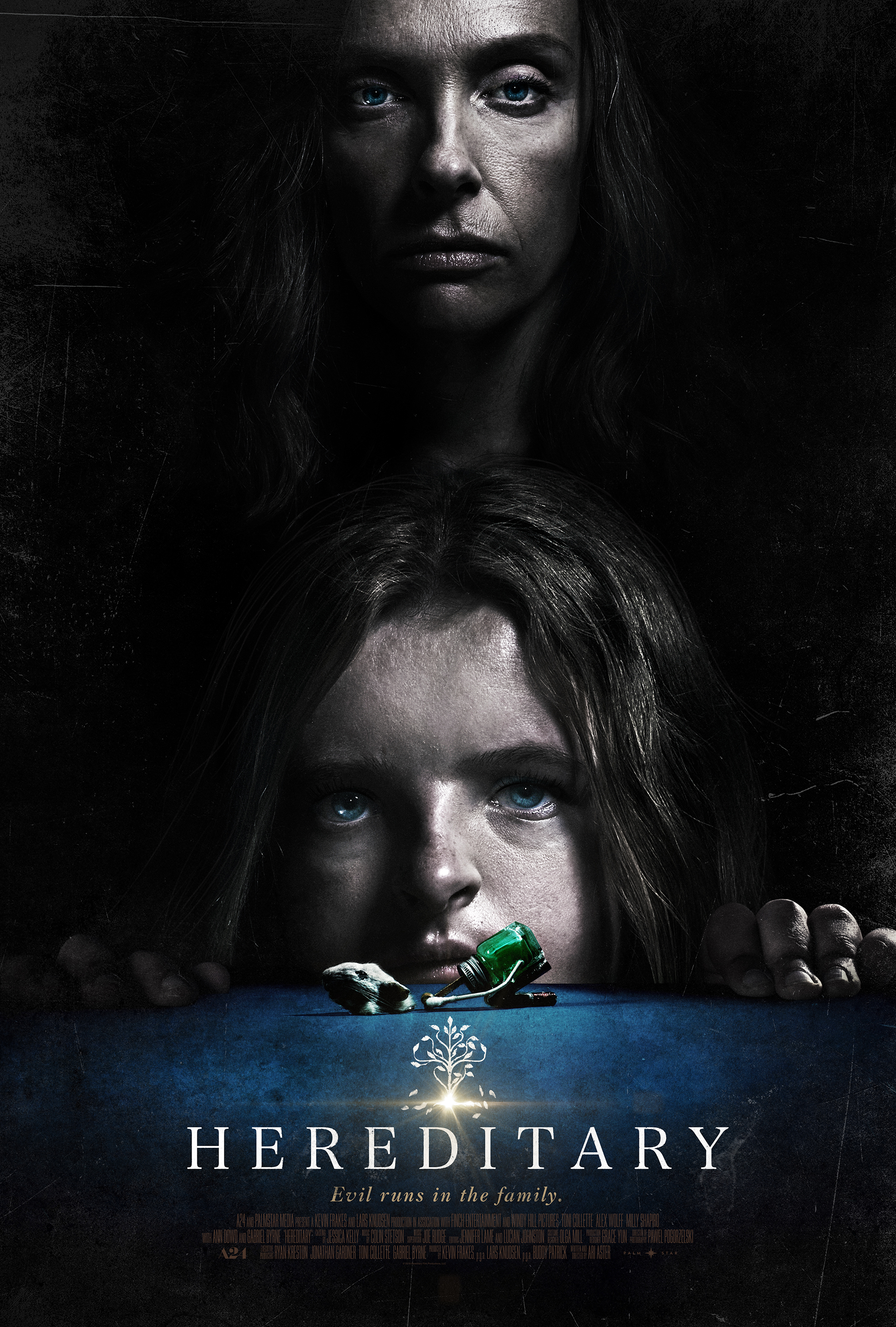 Image result for hereditaryy movie poster imdb""