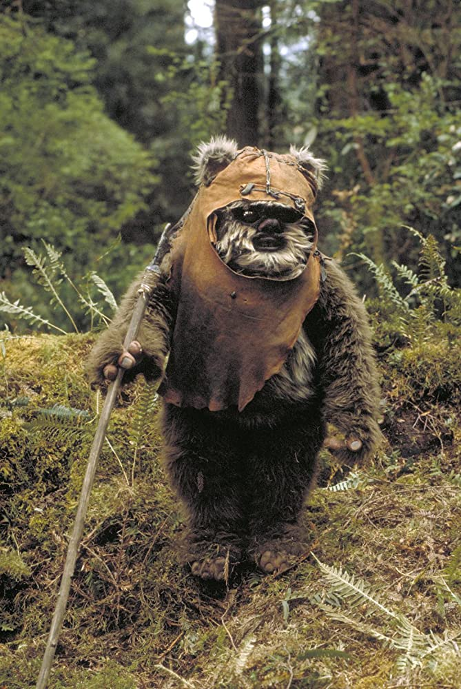 Warwick Davis in Star Wars: Episode VI - Return of the Jedi (1983)