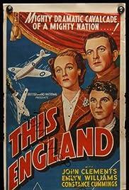This England(1941) Poster - Movie Forum, Cast, Reviews