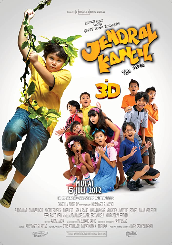 Jenderal kancil: The Movie