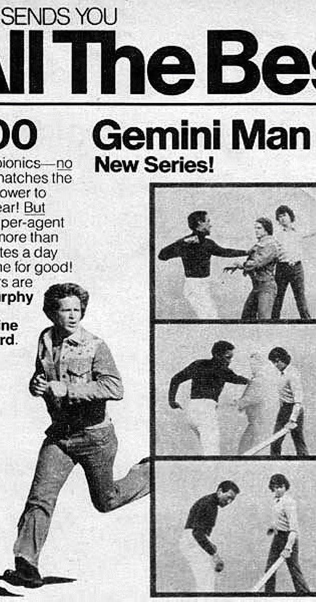 Gemini Man (TV Mini-Series 1976– ) - IMDb