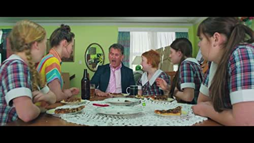 A charismatic, crazy hothead transforms a family's life when she becomes the nanny of five girls whose mother has cracked from her husband's political ambitions and his infidelity.