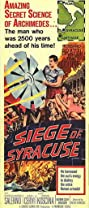 Siege of Syracuse (1960) Poster