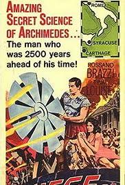 L'assedio di Siracusa Poster
