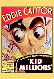 Kid Millions (1934) Poster - Movie Forum, Cast, Reviews