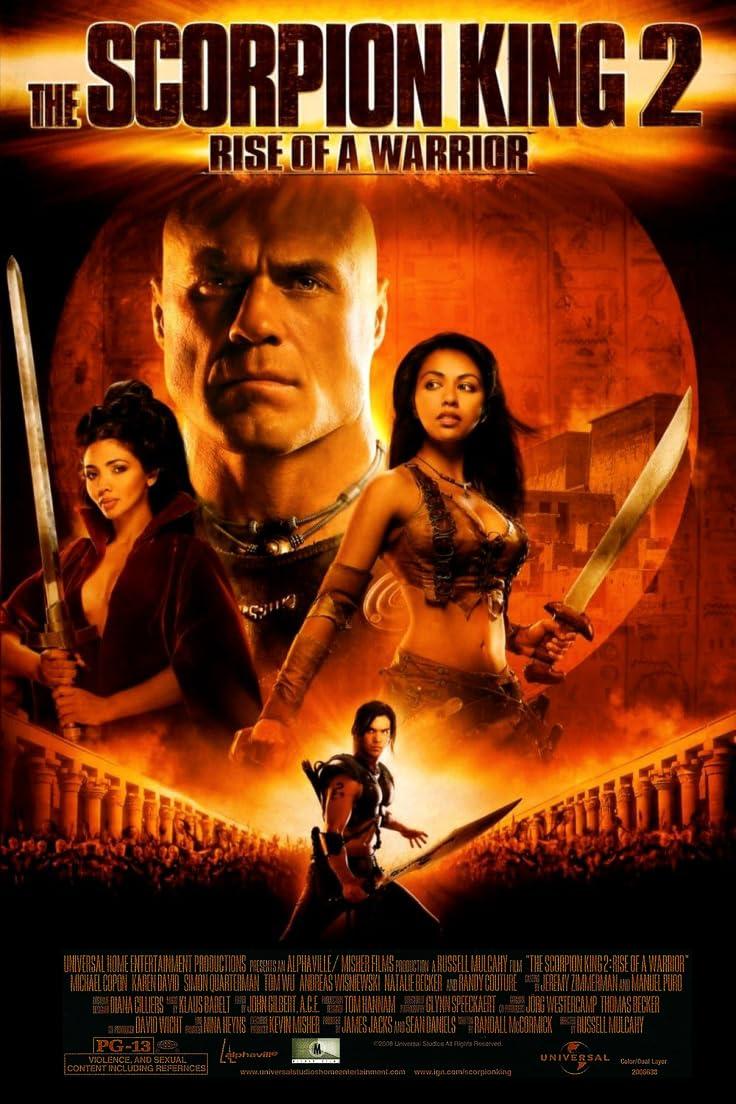 魔蠍大帝 2:王者的崛起 | awwrated | 你的 Netflix 避雷好幫手!