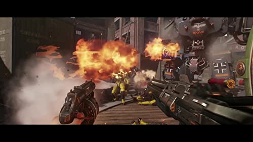 Wolfenstein II: The New Colossus: Gameplay Trailer 2 (French)