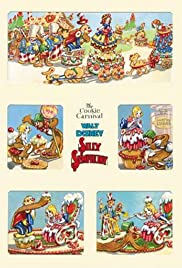 The Cookie Carnival Poster