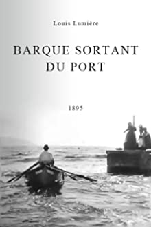 Barque sortant du port (1895)
