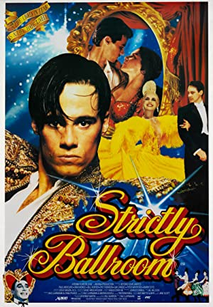 Strictly Ballroom Poster Image
