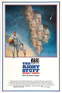 Downloads free hollywood movies The Right Stuff [Ultra]