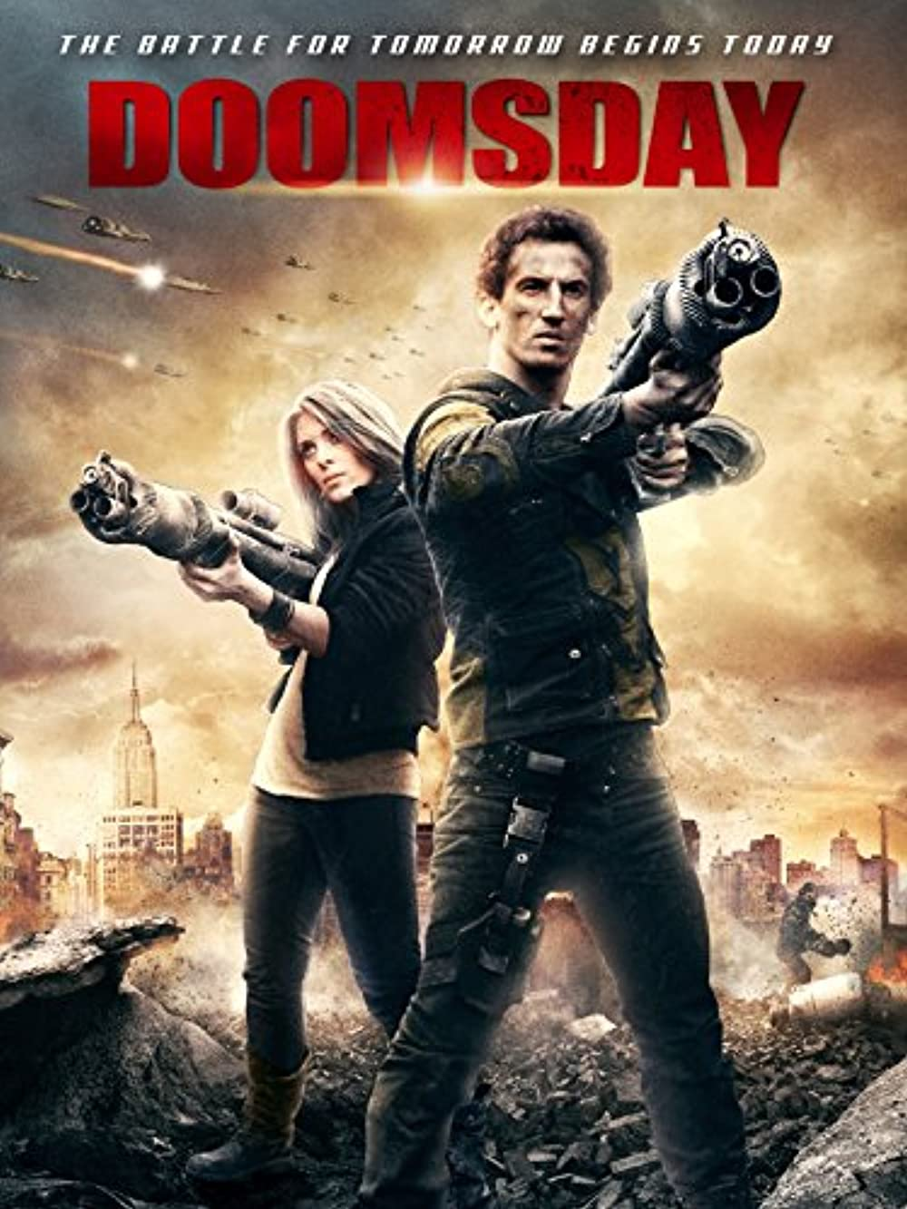 Doomsday 2015 Hindi ORG Dual Audio 480p HDRip 350MB x264 AAC