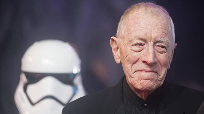 Max von Sydow at an event for Star Wars: Episode VII - The Force Awakens (2015)