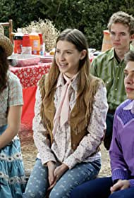 Eden Sher, Blaine Saunders, and Brock Ciarlelli in The Middle (2009)