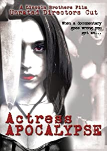 Movie trailers downloadable Actress Apocalypse [BluRay]
