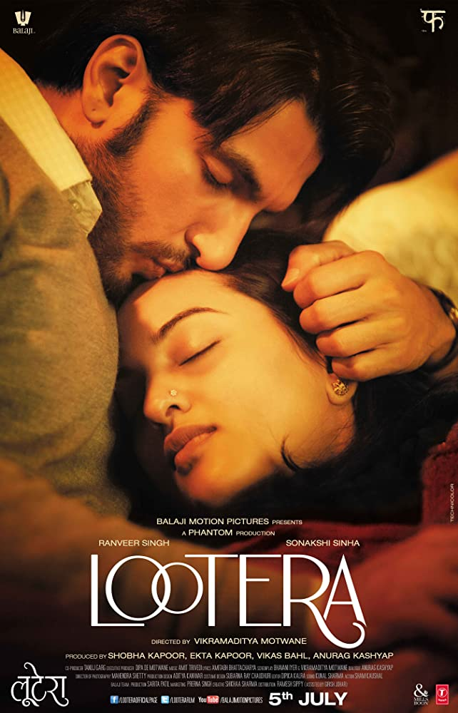 Lootera 2013 Hindi 400MB HDRip ESubs Download