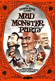 Mad Monster Party? (1967) Poster - Movie Forum, Cast, Reviews