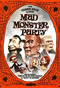 Primary photo for Mad Monster Party?