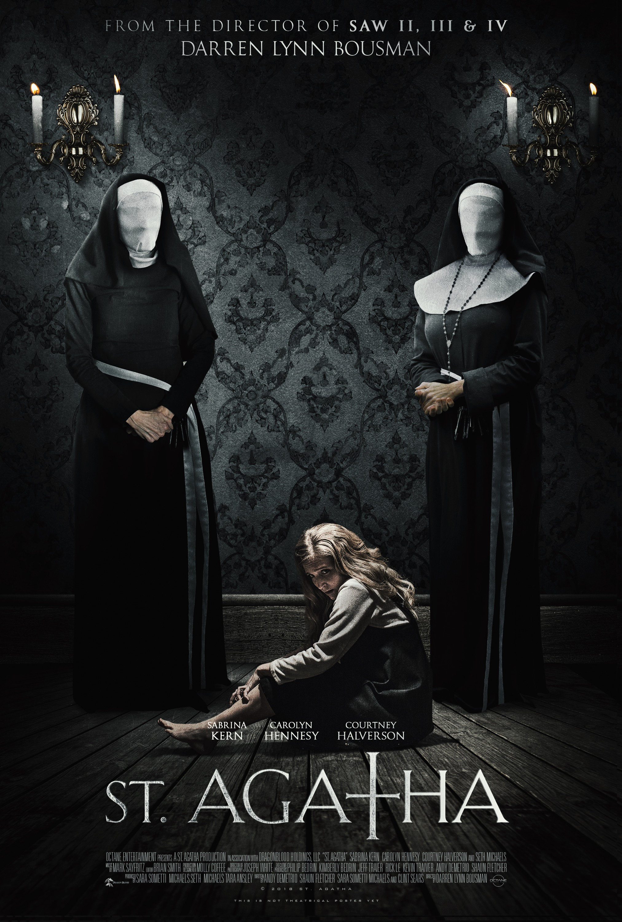 st agatha movie plot wikipedia