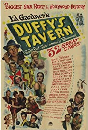 Duffy's Tavern (1945) Poster - Movie Forum, Cast, Reviews