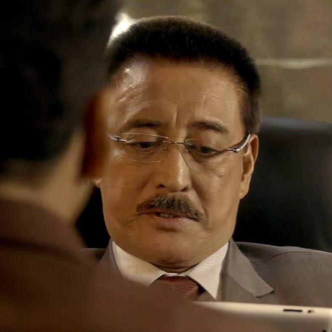 Danny Denzongpa in Naam Shabana (2017)