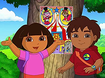 Kostenlose Filmseite ansehen Dora the Explorer: Dora and Diego\'s Amazing Animal Circus Adventure (2012) by Chris Gifford  [720x320] [1280x768]