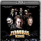 Corey Feldman, Edward Furlong, and Jon Campling in The Zombie King (2013)