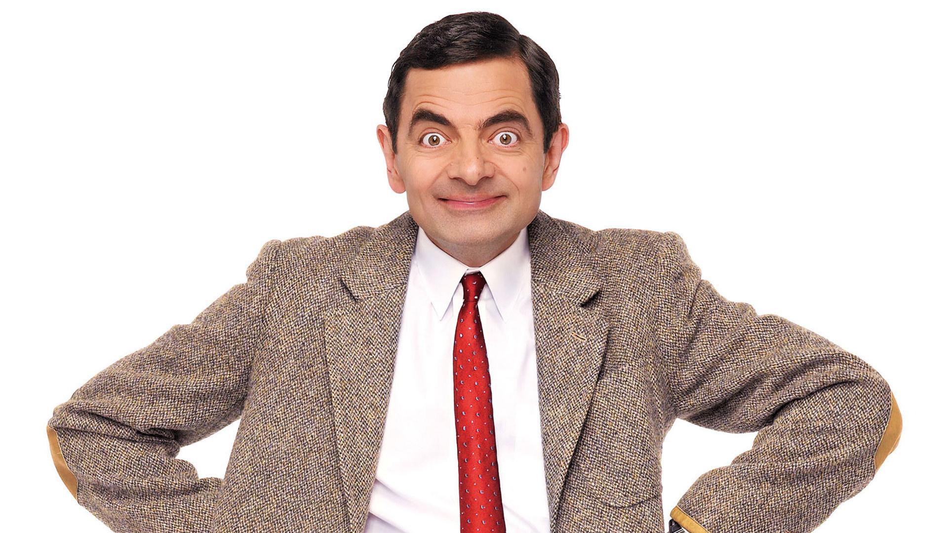 Rowan Atkinson in Mr. Bean (1990)
