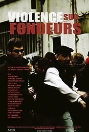 Violence sur fondeurs Poster