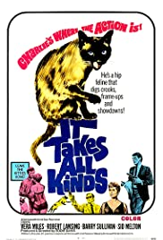 It Takes All Kinds Poster