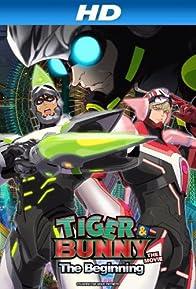 Primary photo for Gekijouban Tiger & Bunny: The Beginning