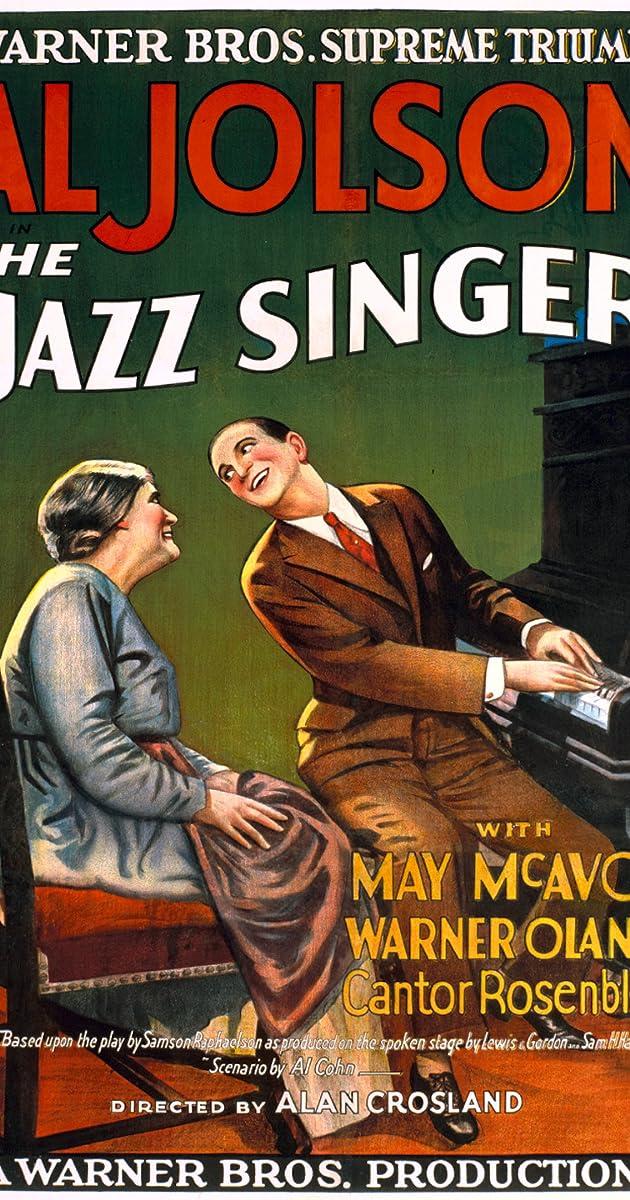 The Jazz Singer (1927) - IMDb