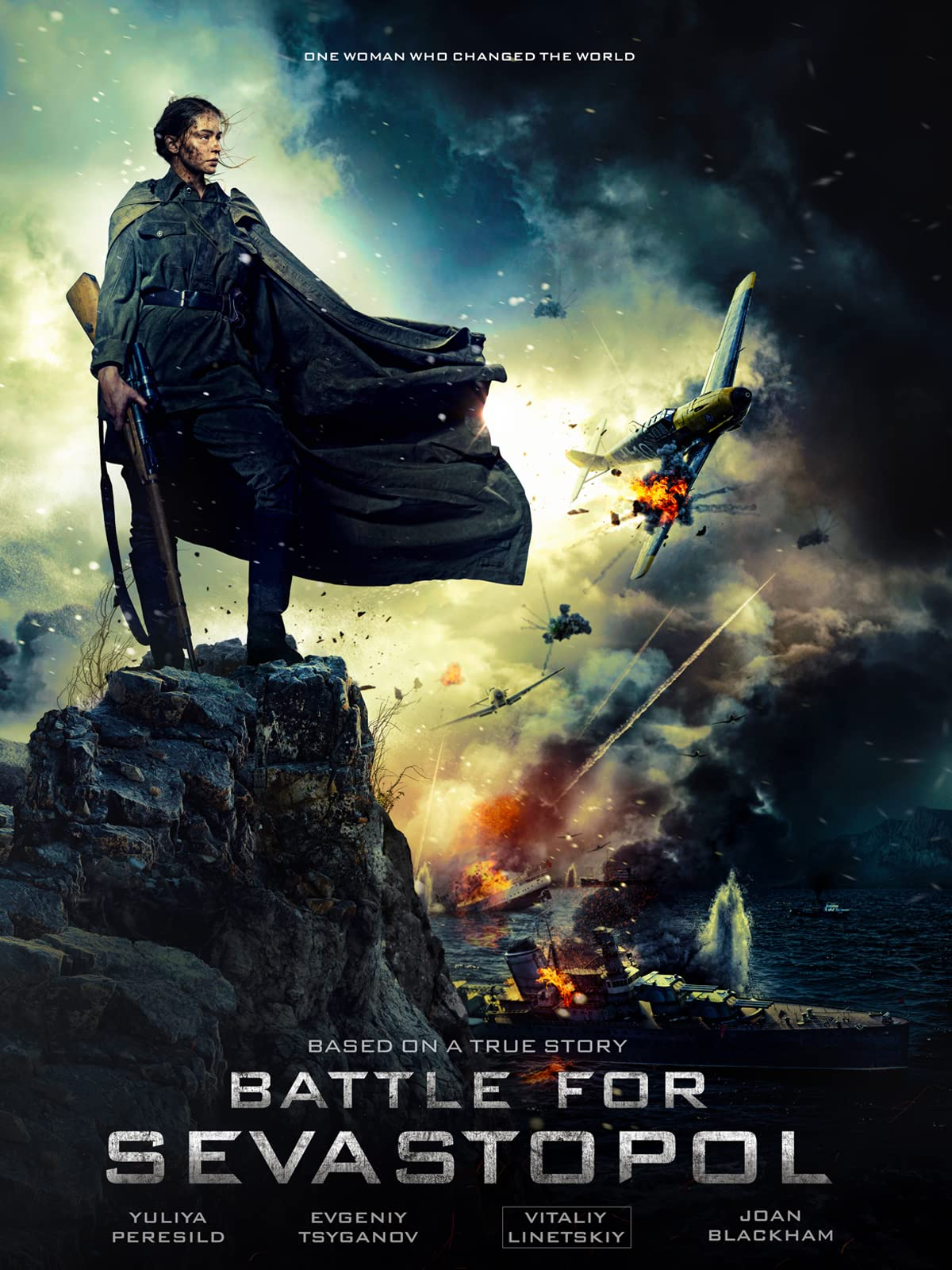 Battle for Sevastopol 2015 Hindi ORG Dual Audio 720p BluRay 1GB Download